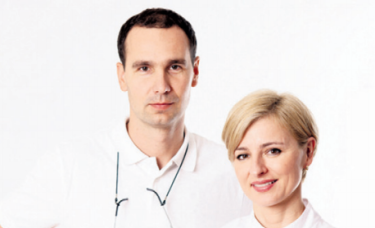 Tomasz i Barbara Śmigiel stomatolodzy