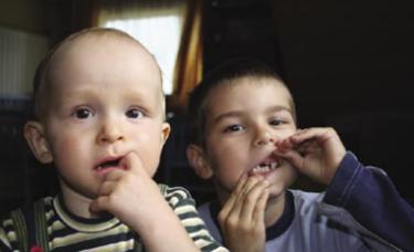 leczenie zębów u dzieci