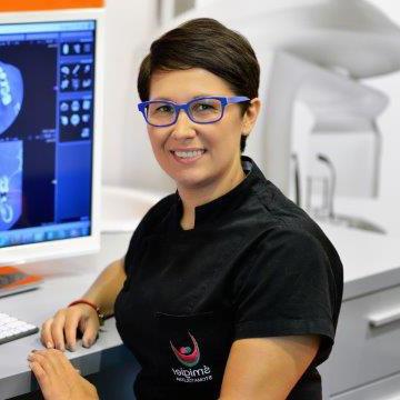 Technik radiolog Rozalia Kołodziej