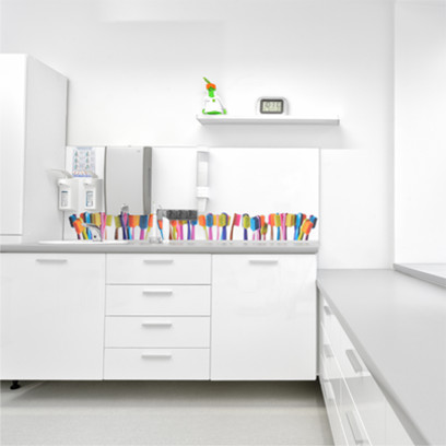 gabinet stomatologiczny w klinice Śmigiel
